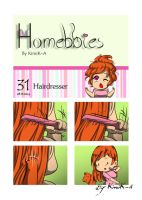 Homebbies 31 Hairdresser by KimiK-A