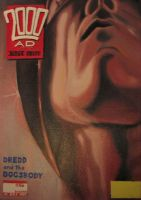 Dredd and the Dogsbody by Deansta