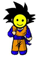Faceless Goten by Dbzbabe