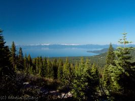 Tahoe Flume by MartinGollery