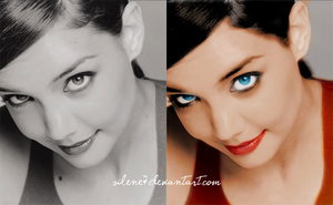 Holmes colorization by silene7