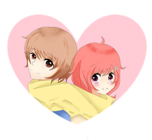 (C:)  Adorable lovers by Rirumin