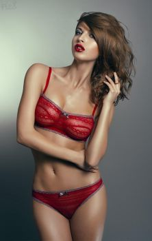 Red Passion by FlexDreams