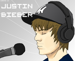 Justin Bieber by Tapowere