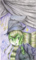 Witch by Hollsterweelskitty