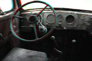 Old Car 3-D conversion by MVRamsey