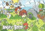 Angry Birds 2 - The Flocks are BACK!! by FelixToonimeFanX360