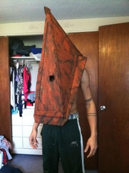 Pyramid Head finished full by AFXtuming
