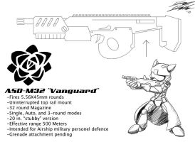 ASD-M32 Vanguard by Toughset