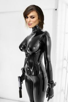 Agent Of CATSUIT! (101) by Shiny-Fan