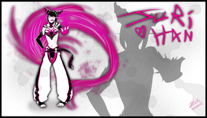 Juri Han Wallpaper by ZaXo-KenIchi