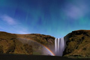Aurora Watter Fall by uticasasa