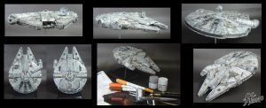 My Falcon by 14-bis