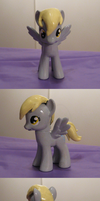 Molded Derpy Custom by Amandkyo-Su
