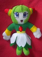 COSMO 8 INCH PLUSHIE 3 by Victim-RED