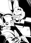 Megatron and Kup by HurricaneIslandheart