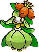 Lilligant by Skylight1989