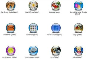 Misc Apps 4 Globe zoomers by jamest