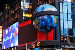 On Times Square - 1 by wildplaces
