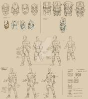 'KungFu: High Impact' concepts by the-John-Doe