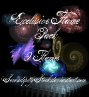 Exclusive Flame Pack by SerendipityStock