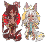 Abnormal Sun venia Adopt Auction OPEN CLOSED by Kaiet