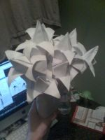 Origami Bouquet by ImperialCody