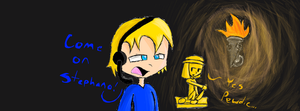 pewdie and stephano by cutegal129