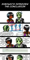 Shepard's Interview The Conclusion by Amaya3004