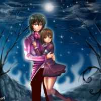 Vampire Knight: Stay With Me. by Sukesha-Ray