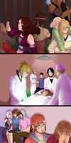 Team Lifesaver And Support by Suiton-kun