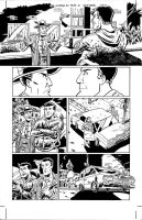 The Sundays #2 page 21 inks by ScottEwen