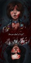 Are you afraid of God? by amumaju
