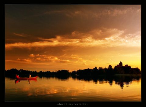 ABOUT MY SUMMER by Erni009