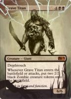 Grave Titan Alter 1 by MimiMunster