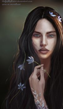 Luthien by Ladyoftheflower