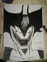 Classic Devilman by Lunkface89