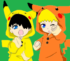 Pikabros by Busted-Love