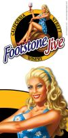 Footstone Jive logo by henning