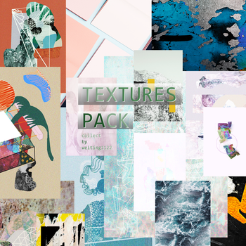 Textures Pack  By Weiting1122 by weiting1122