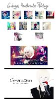 G-dragon Heartbreaker Package by CrunchyAngel