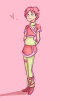 More Aelita by semie78