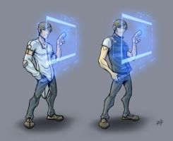 Mathew concepts by ZipDraw