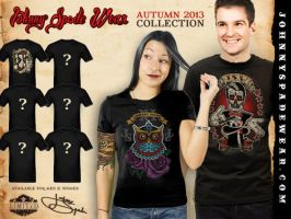 autumn collection by johnnyspadewear