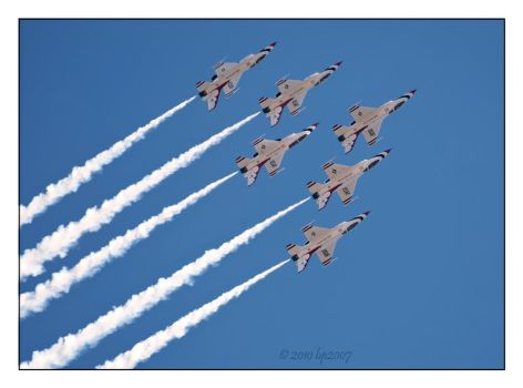 USAF Thunderbirds - 18 by bp2007