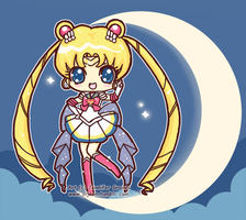 Chibi Super Sailor Moon by Pijenn