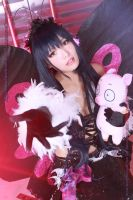 Accel World Kuroyukihime cosplay 5 by multipack223