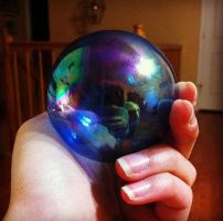 Crystal Ball by ThousandEchoes
