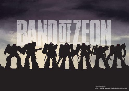 BAND OF ZEON by neurowing