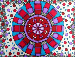 circle card 78 by Lou-in-Canada